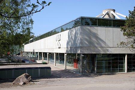 Espoo WeeGee keskuse välisvaade