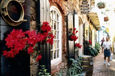 USA Neitsisaared, Saint Thomas, vanalinn