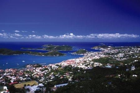 USA Neitsisaared, Saint Thomas