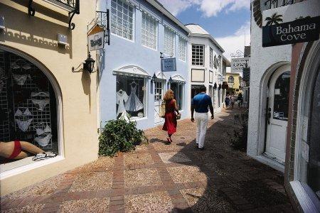 Bahama, Nassau linnavaade